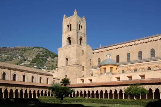 Monreale Cathedral - The Arab-Norman circuit, Unesco site 2015