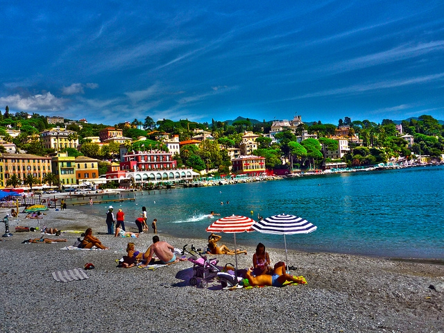Bandiera Blu 2015: Santa Margherita Ligure