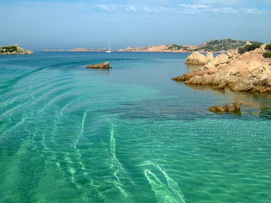 Sardinia, Top 10 Sardinian places E-book