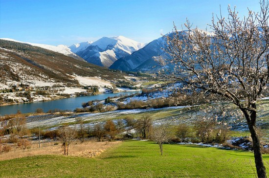 Spring in Italy: Marche region