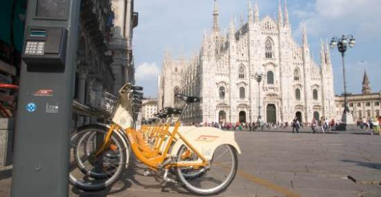 Week-end a Milano: 10 cose da fare e da vedere - Bike sharing