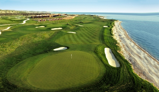 Golf in Verdura Golf & Spa Resort