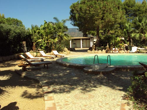 Villa del Borgo Swimming Pool