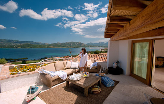 Villa del Borgo - Boutique Hotel in Northern Sardinia