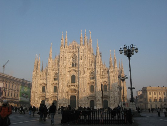 Where is Milan - Cathedral