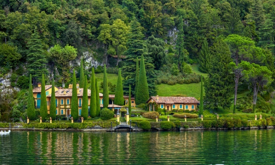Where is Milan - Lake Como